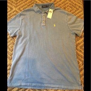 NWT Men's Polo Ralph Lauren Short Sleeve Shirt